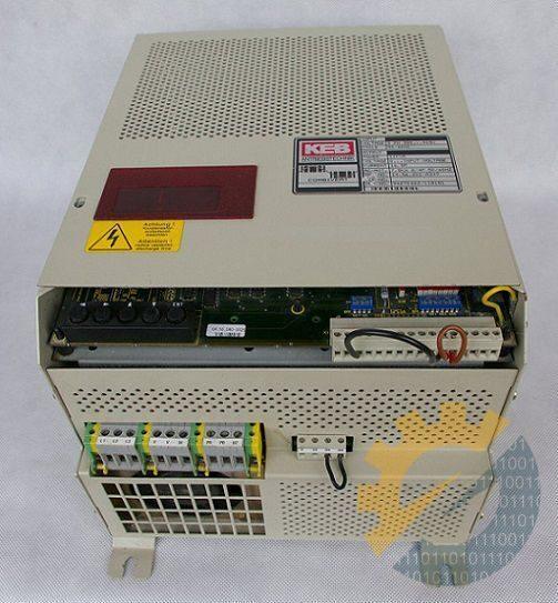 2613c7566121 Ремонт электроники частотного преобразователя KEB COMBIVERT 14.56.200-A349